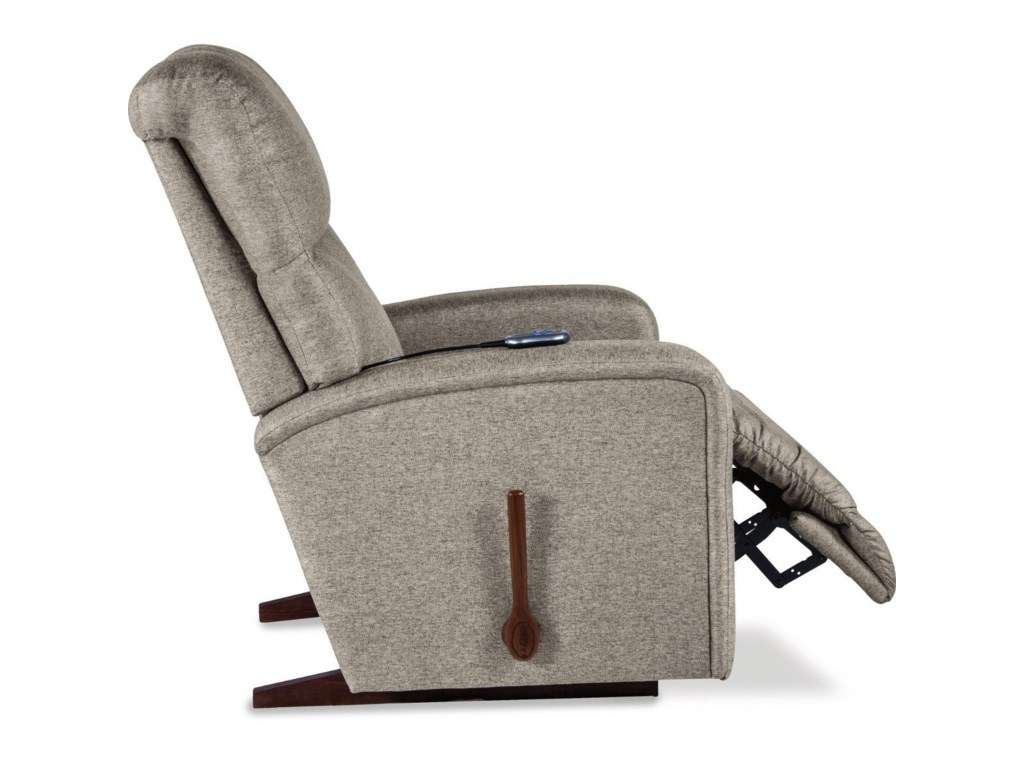 La-Z-Boy Levi2-Motor Massage & Heat RECLINA-ROCKER Recli