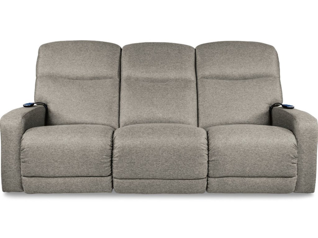 La-Z-Boy LeviPower-Recline-XRw+ Full Reclining Sofa