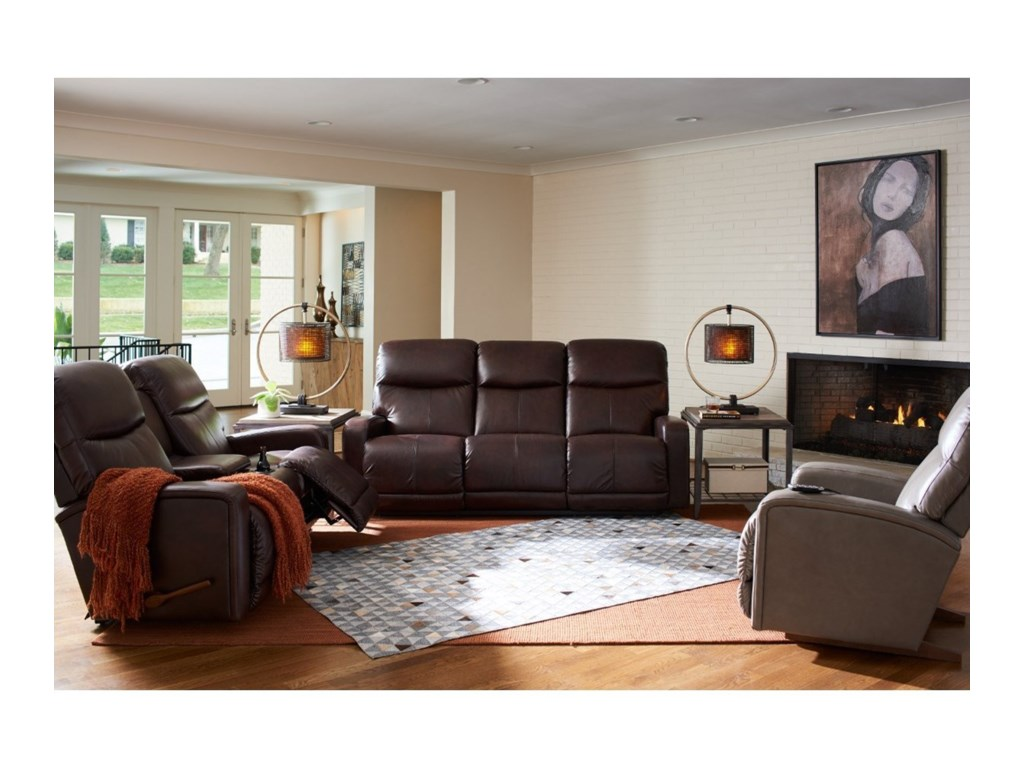 La-Z-Boy LeviReclining Living Room Group