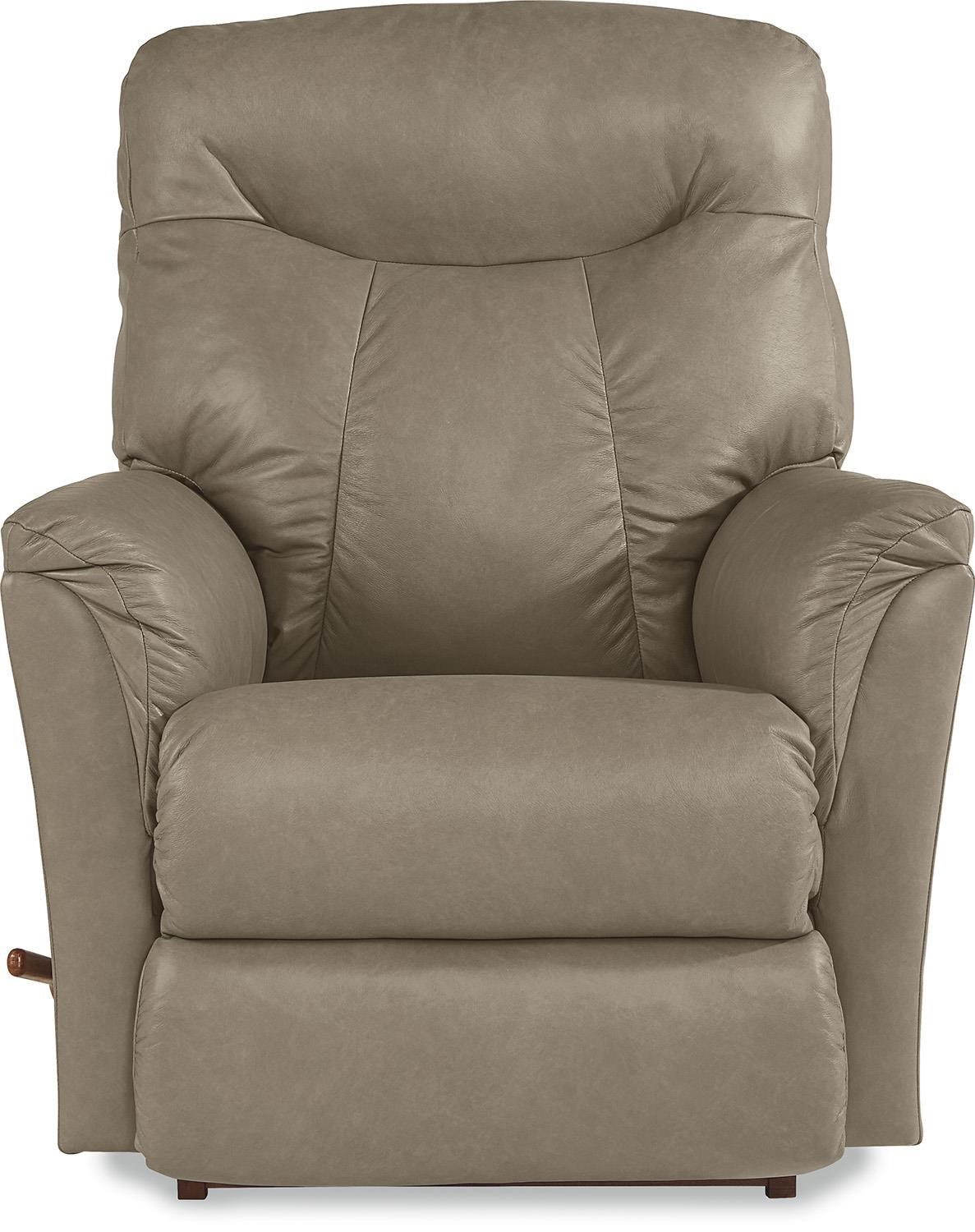 La-Z-Boy Fabric Fortune Leather Dusk Reclina-Rocker® Recliner - Great American Home Store - Three Way Recliners  sc 1 st  Great American Home Store & La-Z-Boy Fabric Fortune Leather Dusk Reclina-Rocker® Recliner ... islam-shia.org