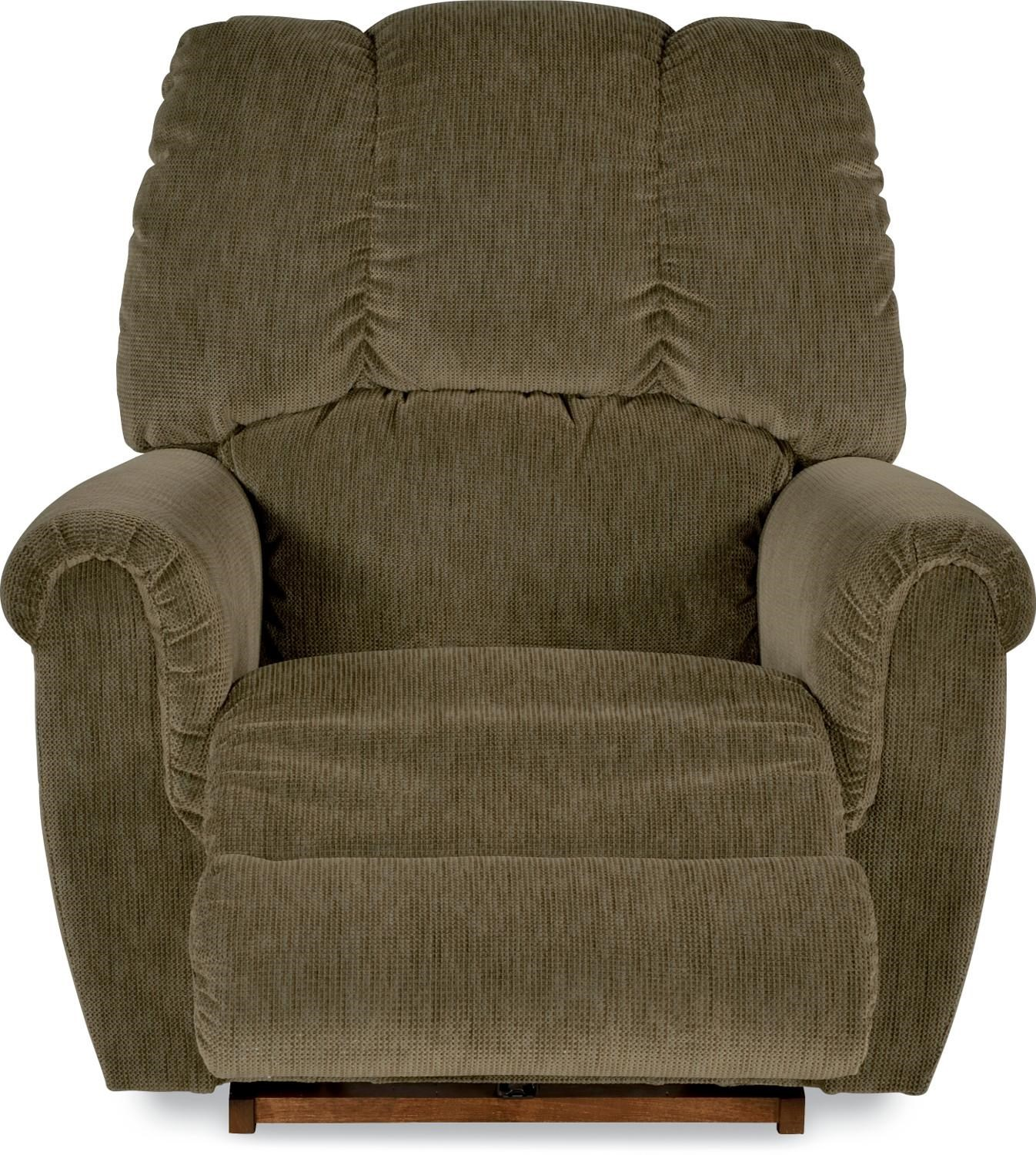 La-Z-Boy Fabric Conner Thistle Rocker Recliner - Great American Home Store - Three Way Recliners  sc 1 st  Great American Home Store : lazy boy recliner adjustment - islam-shia.org