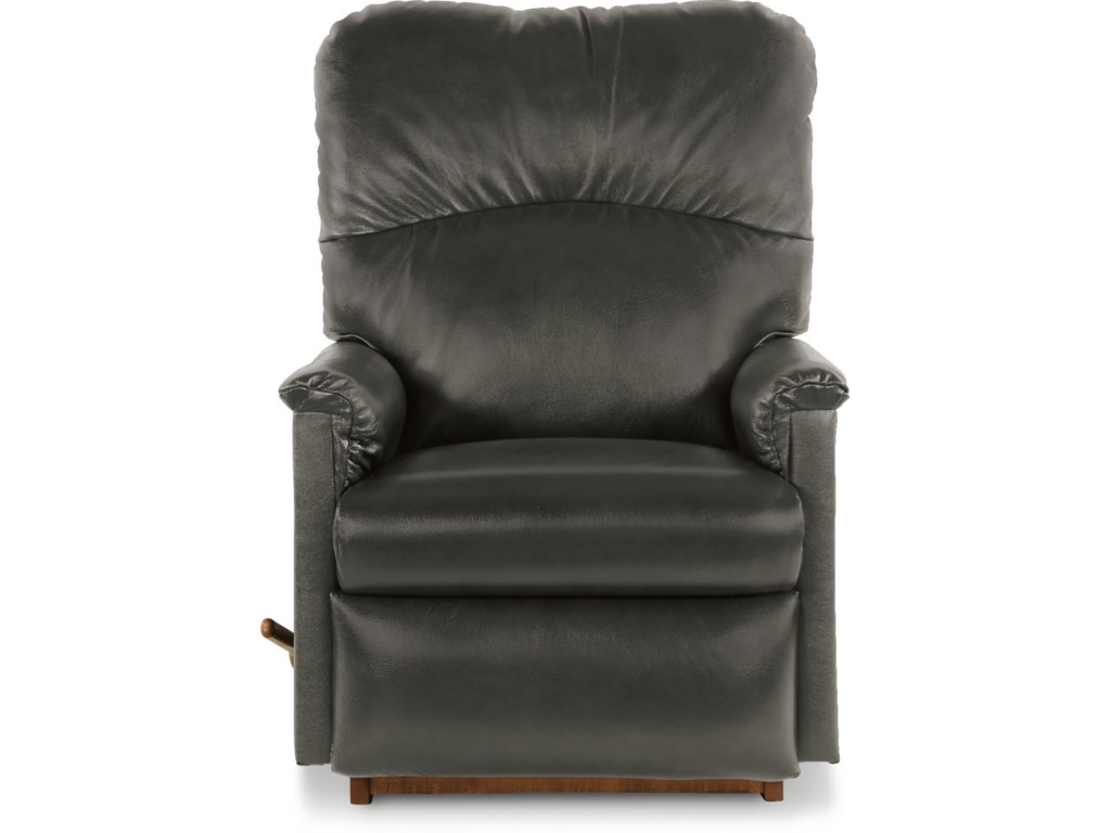 La-Z-Boy ReclinersCollage LEATHER+ RECLINA-ROCKER Recliner