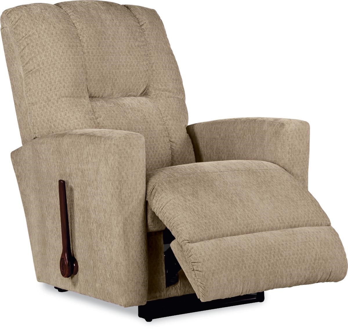 Stocked fabric may vary from manufactureru0027s photo.  sc 1 st  Johnny Janosik & La-Z-Boy Recliners Casey RECLINA-ROCKER® Recliner - Johnny Janosik ... islam-shia.org