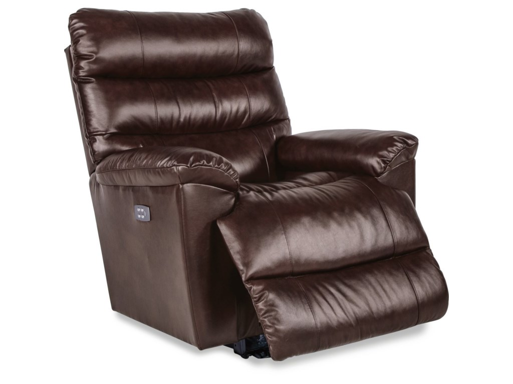 Marco Recline Xr Rocking Recliner With Usb Charging Port By La Z Boy