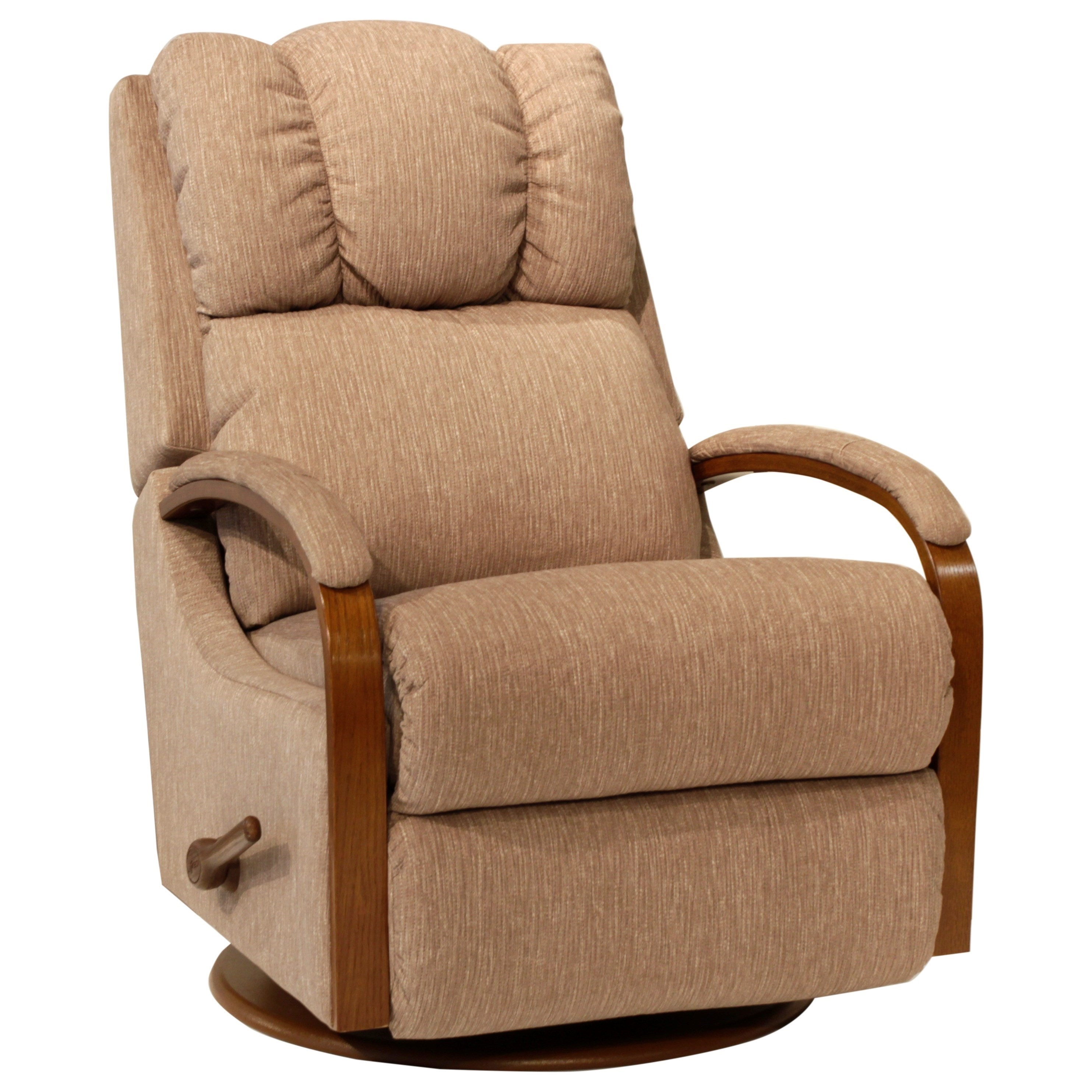 La Z Boy Recliners Harbor Town Reclina Rocker® Reclining Chair