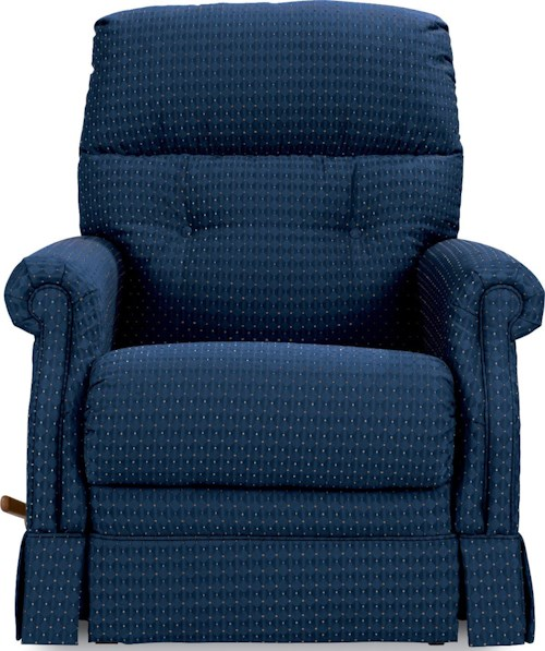 La-Z-Boy Recliners Amelia RECLINA-ROCKER®Recliner with Skirted Chaise