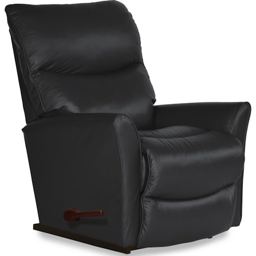 La-Z-Boy Recliners Rowan Small Scale RECLINA-WAY® Wall Recliner with Flared Arms