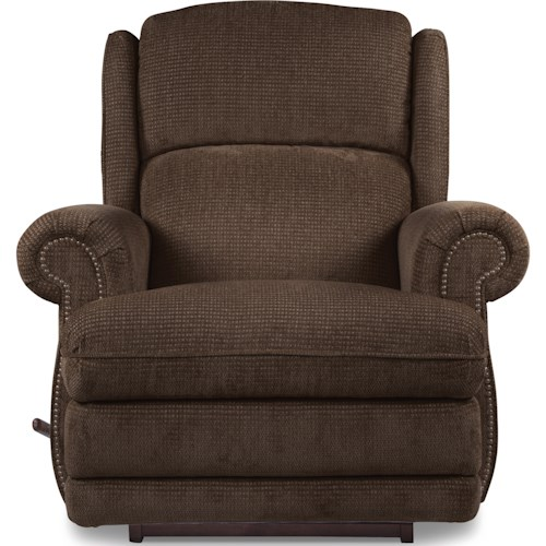 La-Z-Boy Recliners Kirkwood RECLINA-WAY® Wall Recliner with Nailhead Studs