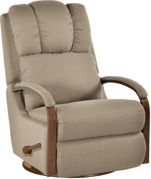 La-Z-Boy Recliners Harbor Town RECLINA-GLIDER? Swivel Recliner