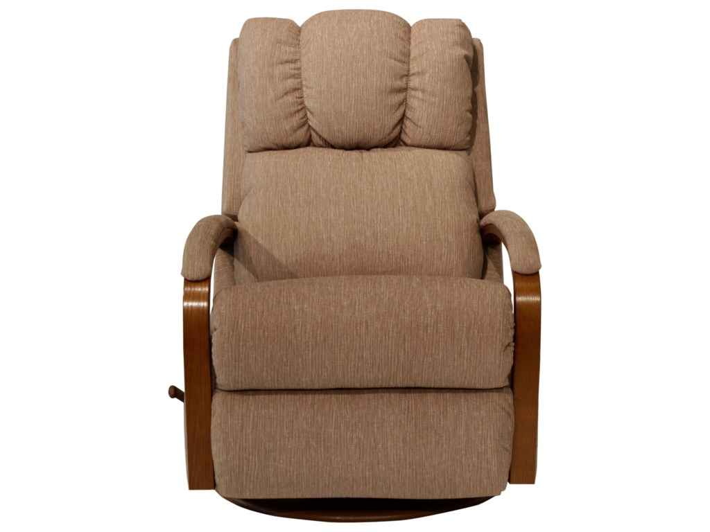 La Z Boy Harbor Town Swivel Glider Recliner