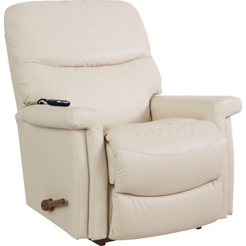 La-Z-Boy Recliners Baylor Rocker Recliner with 2-Motor Massage and Heat