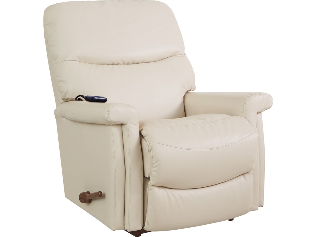 La-Z-Boy Recliners2-Motor Massage & Heat RECLINA-ROCKER® Recli