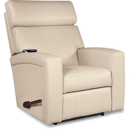 La-Z-Boy Recliners Agent 2-Motor Massage & Heat Rocker Recliner