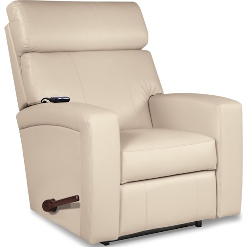 La-Z-Boy Recliners Agent 2-Motor Massage & Heat Rocker Recliner