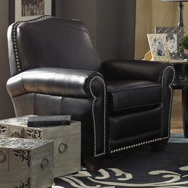 La-Z-Boy Recliners Faris Recliner, Low Profile Recliner, Leather Recliner