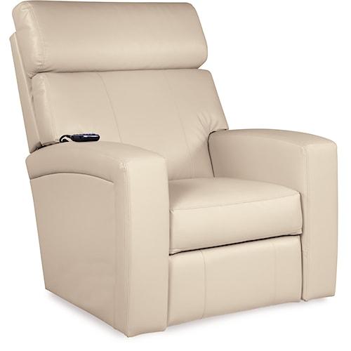 La-Z-Boy Recliners Agent 2-Motor Massage & Heat Power-Recline-XR Rocker Recliner