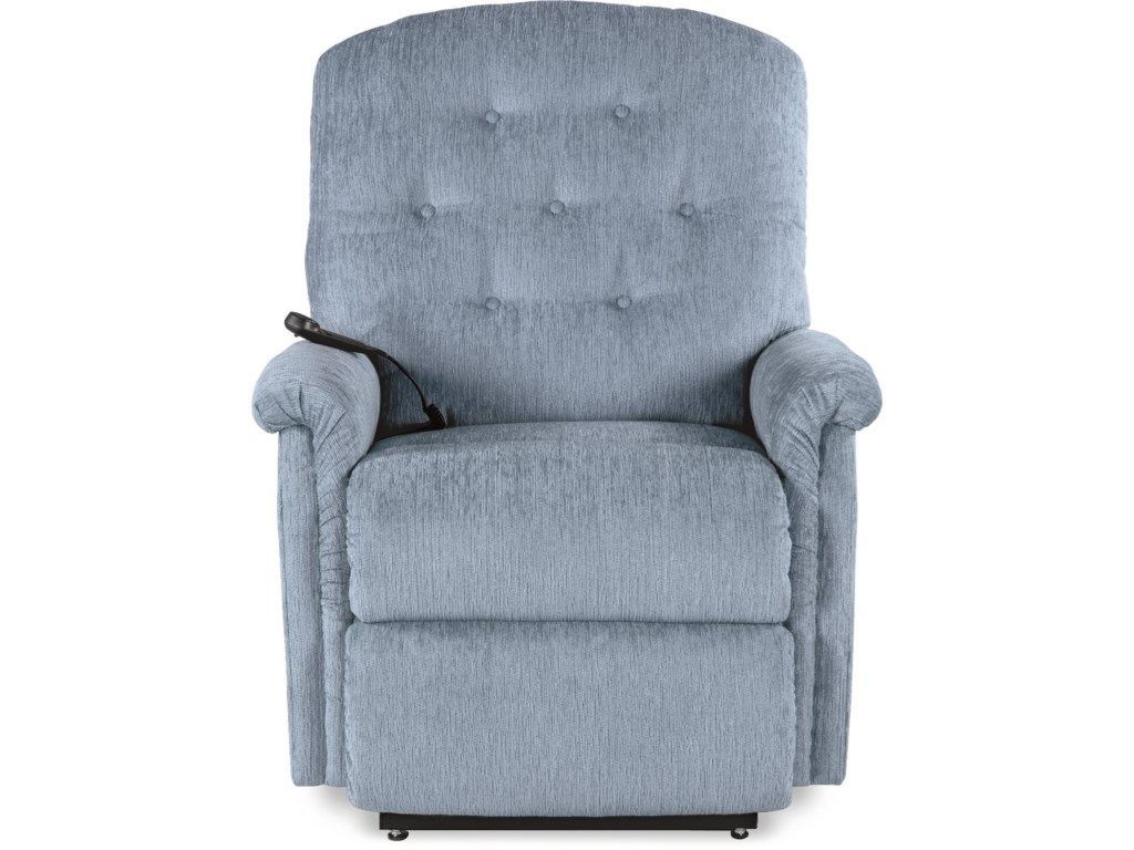 La-Z-Boy ReclinersAlly Silver Luxury Lift Power Recliner