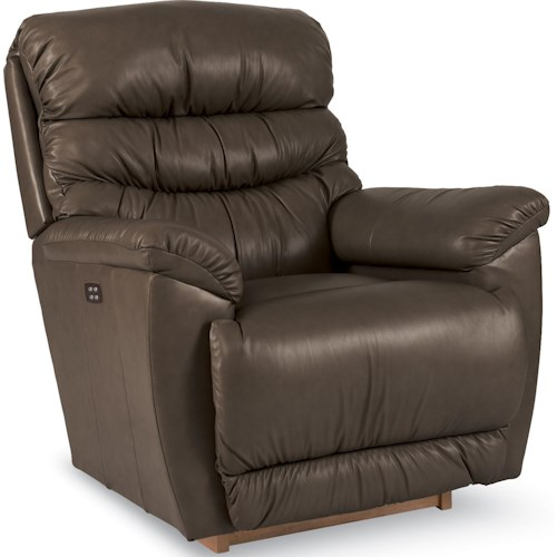 La-Z-Boy Recliners Joshua Power-Recline-XR RECLINA-ROCKER® Recliner