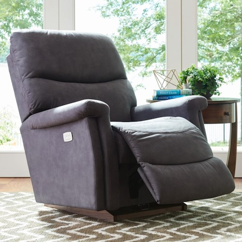 La-Z-Boy Recliners Baylor Power-Recline-XRw Wall Saver Recliner