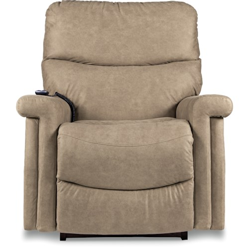 La-Z-Boy Recliners Baylor Power-Recline-XR Rocker Recliner with 2-Motor Massage and Heat