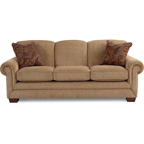 La-Z-Boy Mackenzie Premier SUPREME-COMFORT™ Queen Sleep Sofa