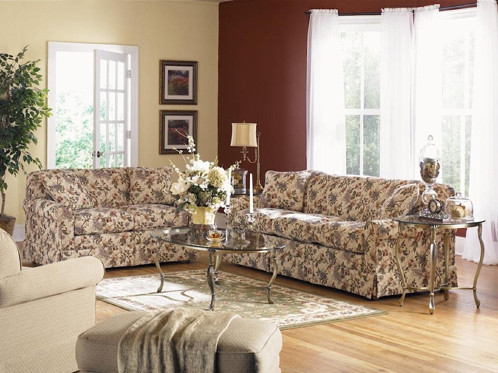 La-Z-Boy MadelineQueen Sleep Sofa