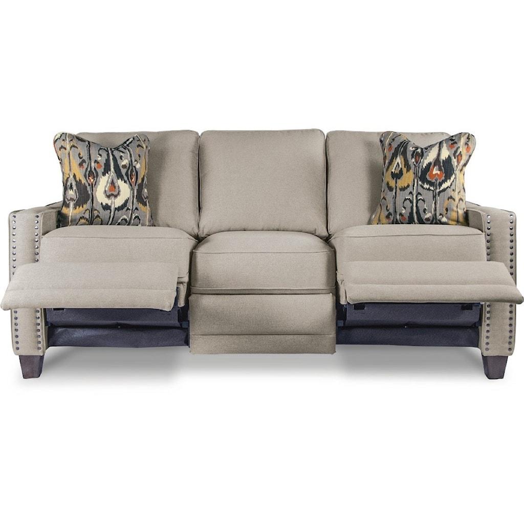 La Z Boy Makenna Duo Power Reclining Sofa With Usb Charging Ports