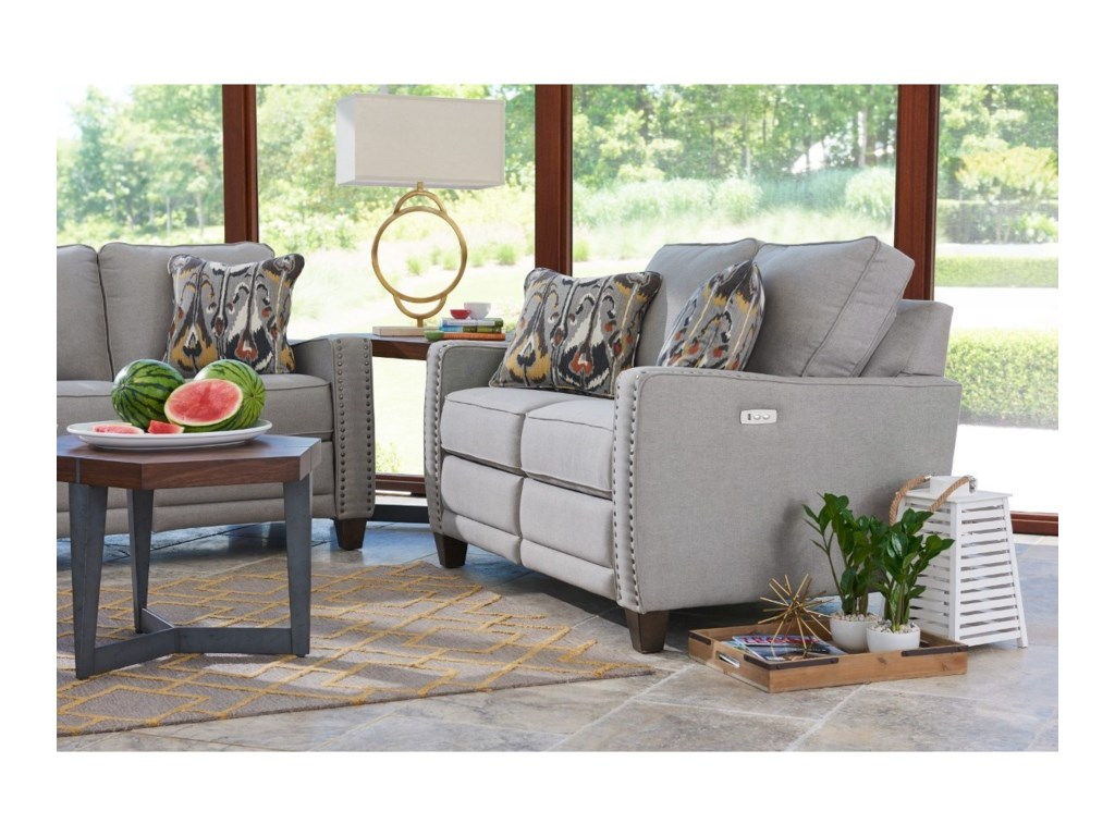La-Z-Boy MakennaDuo™ Reclining Loveseat