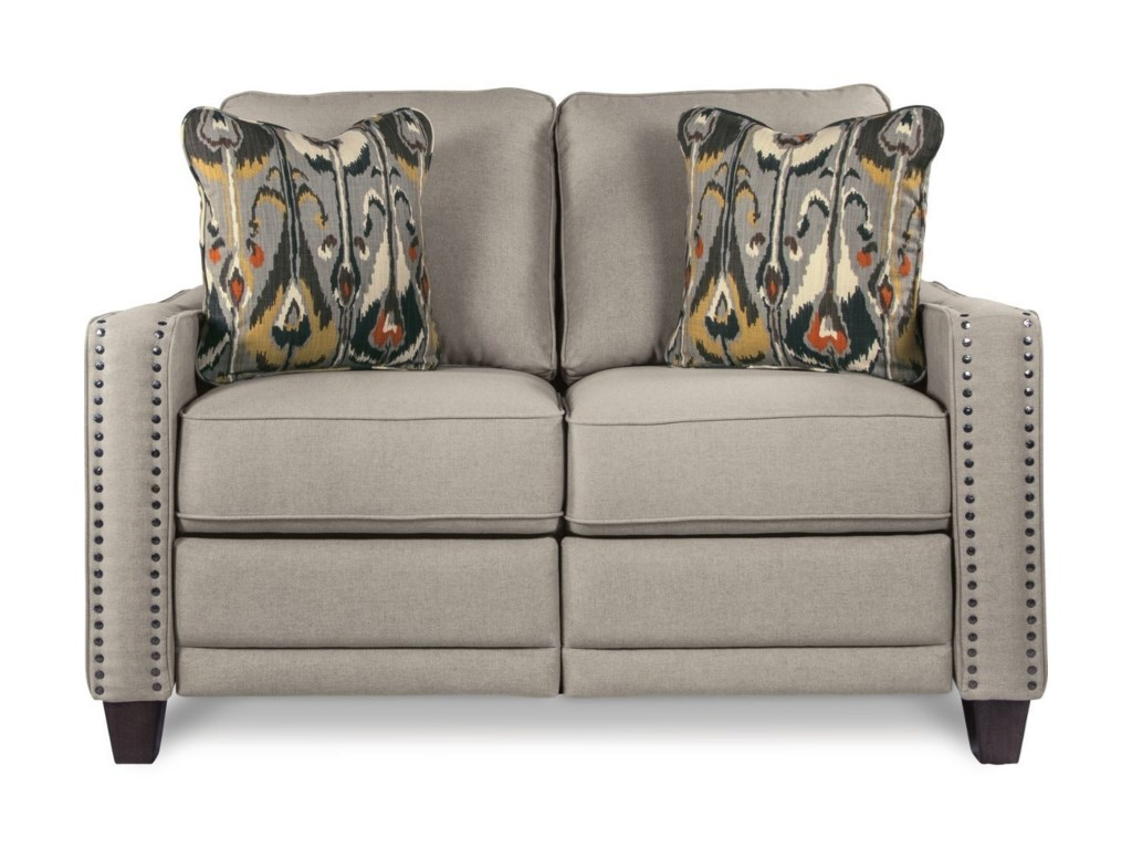 Shown with Optional Nailheads