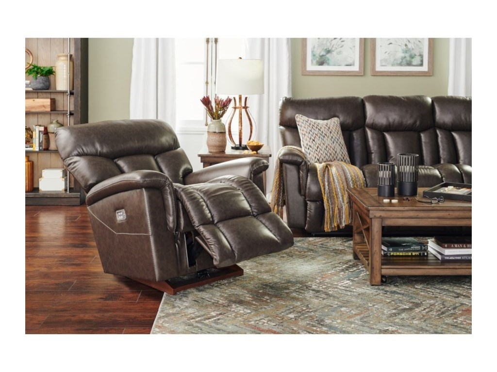 La-Z-Boy MateoPower Wall Recliner w/ Headrest