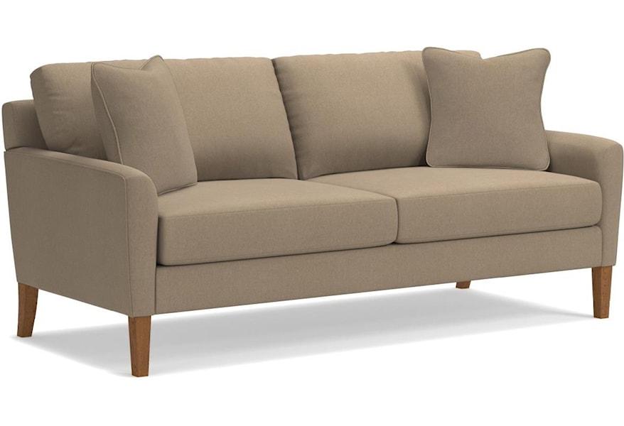 McKinney Mid-Century Modern Sofa by La-Z-Boy at Coconis Furniture &  Mattress 1st