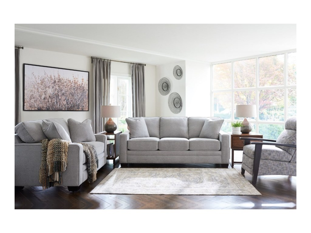 La-Z-Boy Meyer Living Room Group | Conlin\'s Furniture | Stationary ...