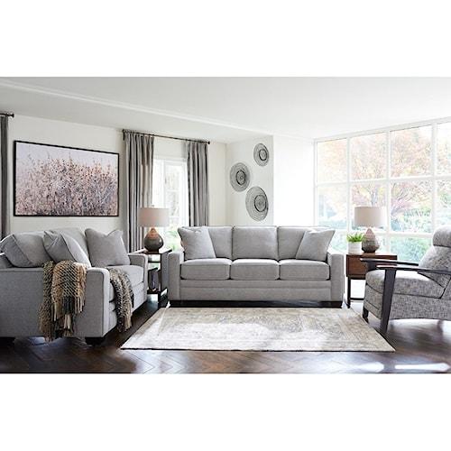 la z boy meyer living room group lindy s furniture company