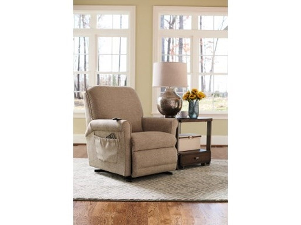 La-Z-Boy MillerBronze LUXURY-LIFT Power Recliner