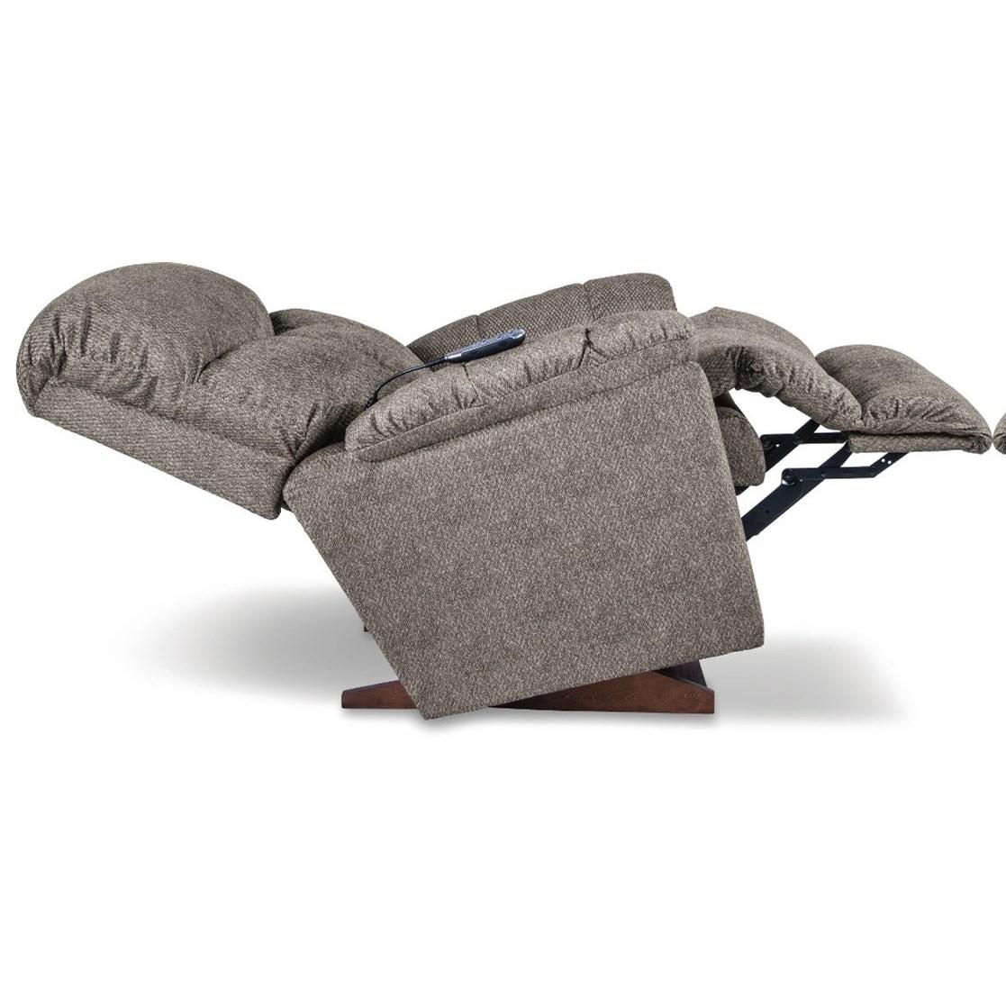 ... La-Z-Boy MorrisonRECLINA-ROCKER Recliner  sc 1 st  Morris Furniture & La-Z-Boy Morrison Casual Rocker Recliner | Morris Home | Three Way ...