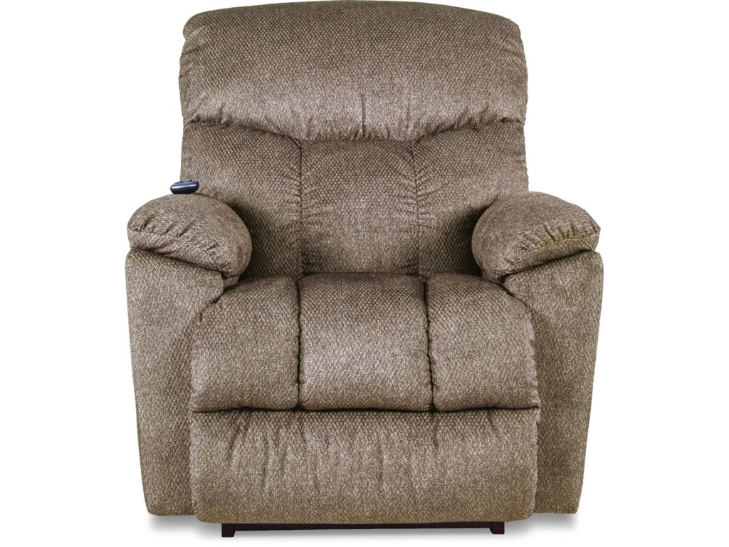La-Z-Boy MorrisonPower Wall Recliner w/ Headrest & Lumbar