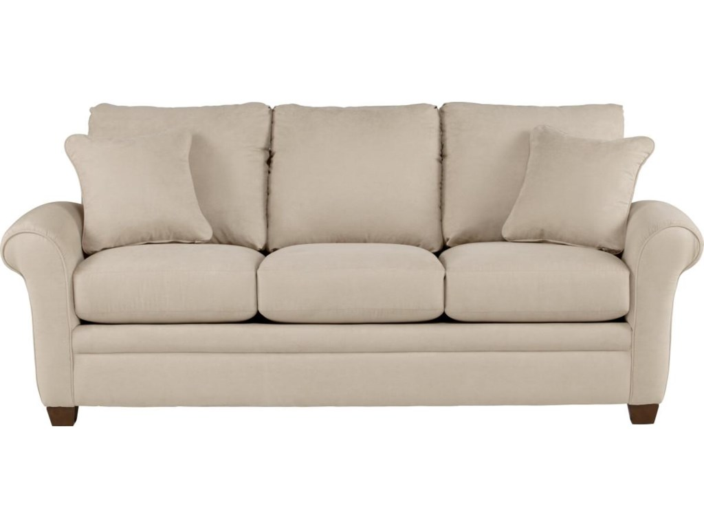 Lazy Boy Queen Sleeper Sofa.La Z Boy Natalie Supreme Comfort Queen Sleep Sofa Novello