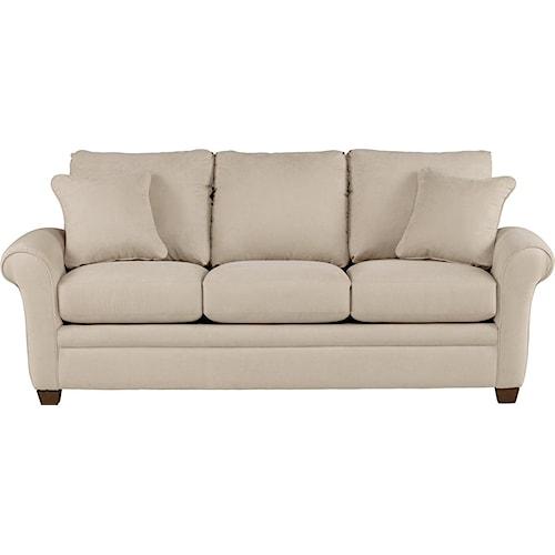 La Z Boy Natalie Supreme Comfort Queen Sleep Sofa