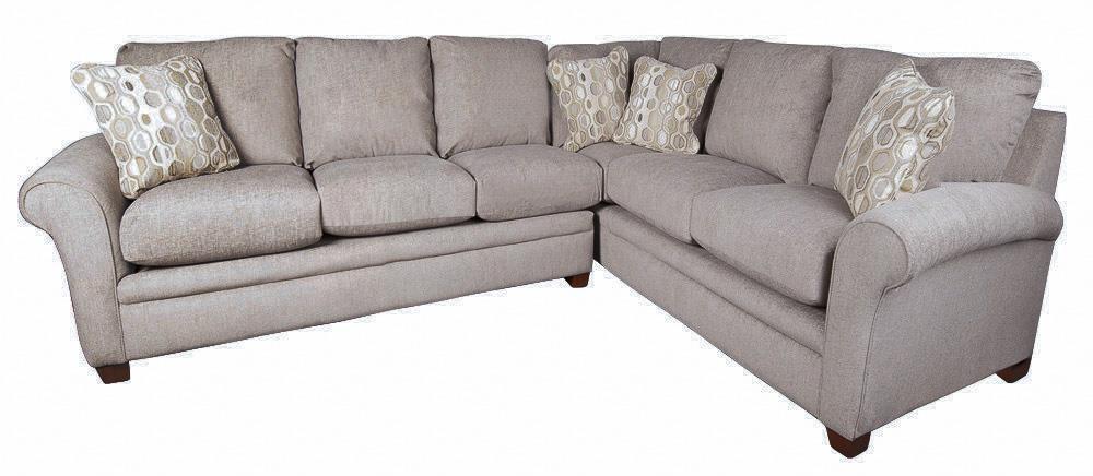 La Z Boy Natalie Natalie Sectional Sofa ...