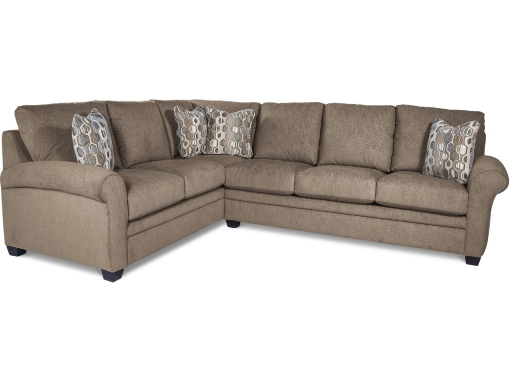 La-Z-Boy Natalie2 Pc Sectional Sofa