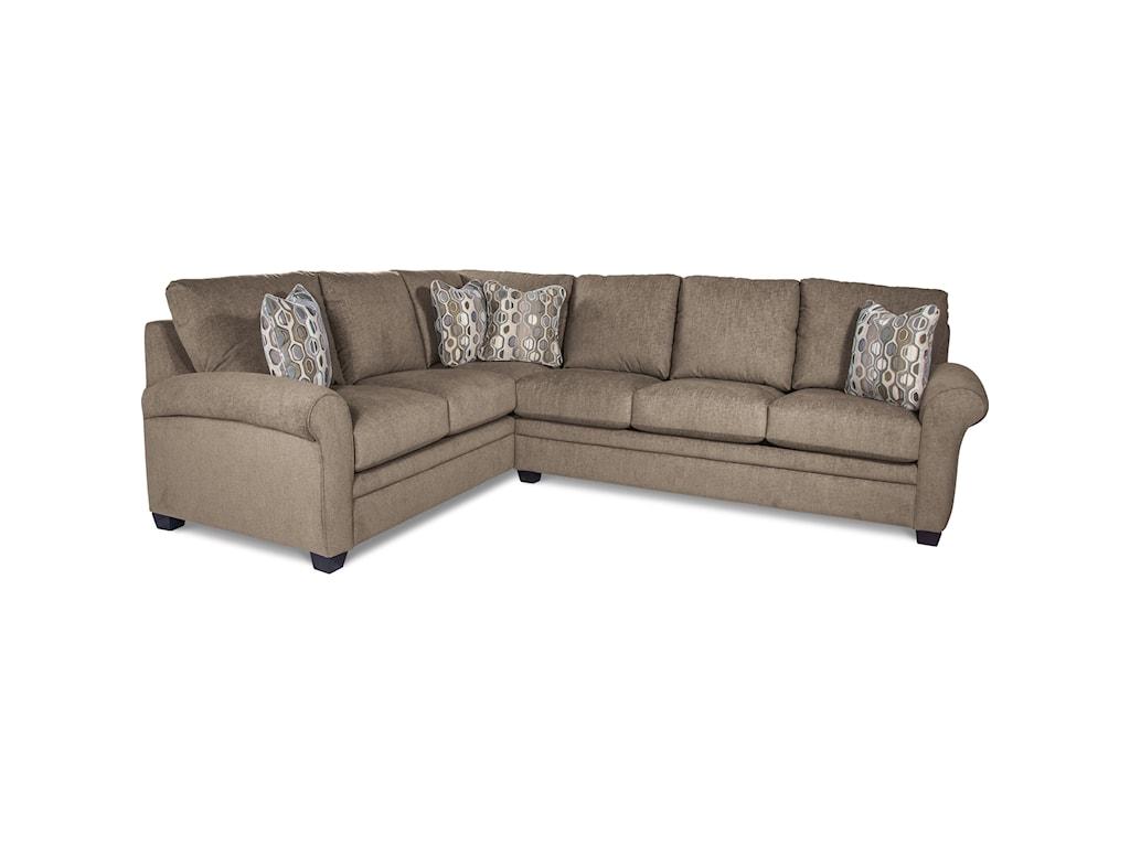 La-Z-Boy Natalie2 Pc Sectional Sofa
