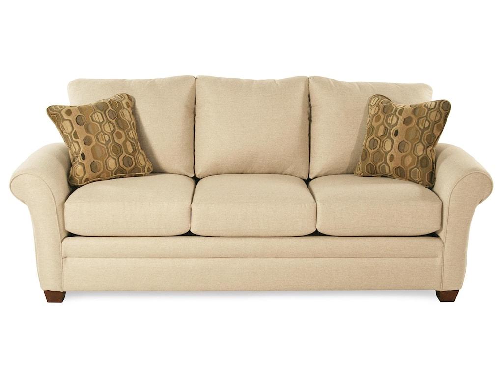 La Z Boy Garrettsock Arm Sofa