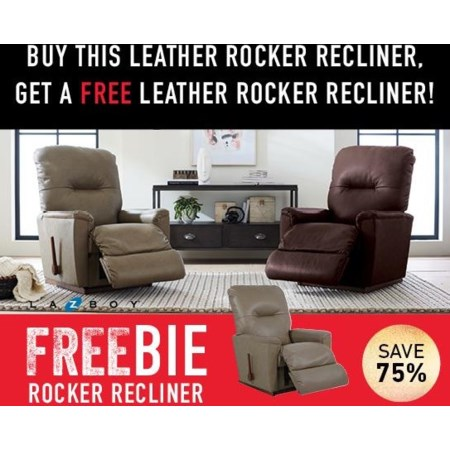 Neptune Recliner with Freebie!