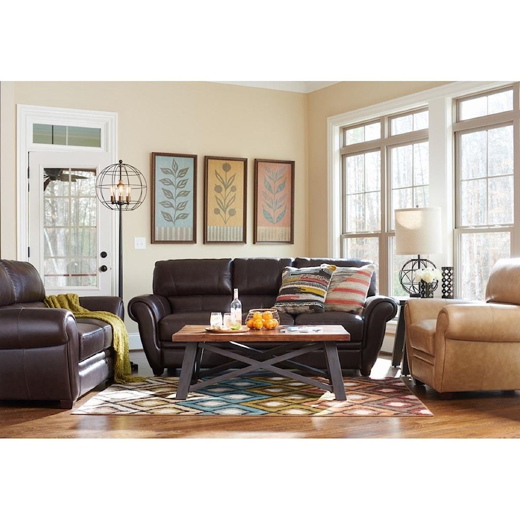 La Z Boy Nitro Living Room Group Great American Home Store