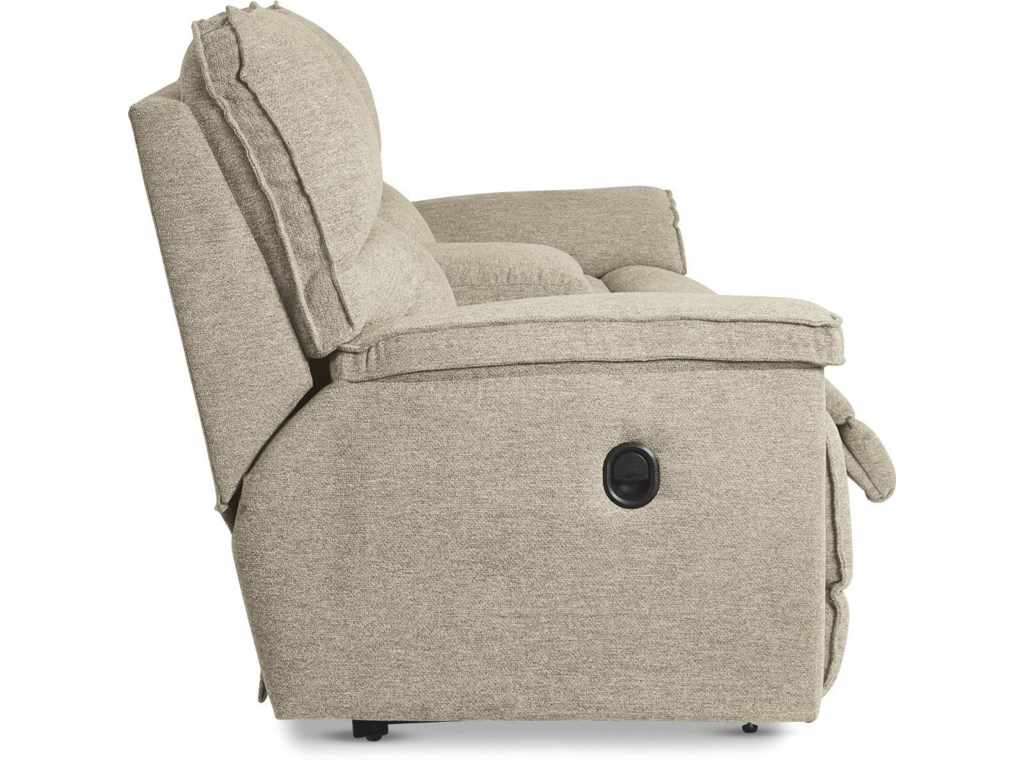 La-Z-Boy NorrisPower Recline Love w/ Console & Pwr Headrest