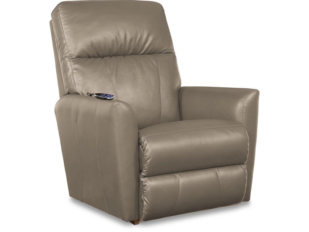 La-Z-Boy Odon2-Motor Massage & Heat Rocker Recliner