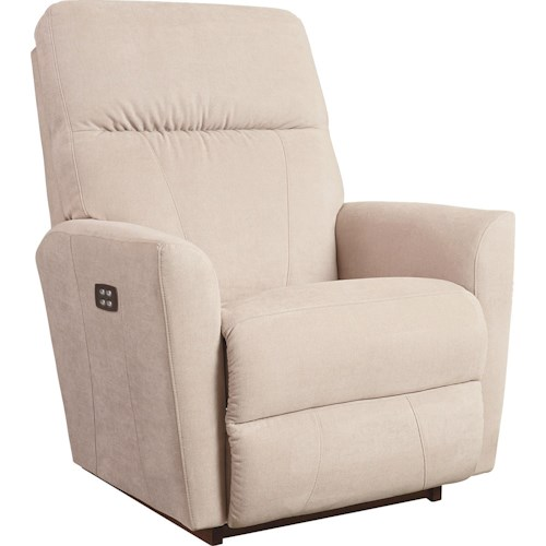 La-Z-Boy Odon Contemporary Power-Recline-XRw™ Wall-Saver Recliner