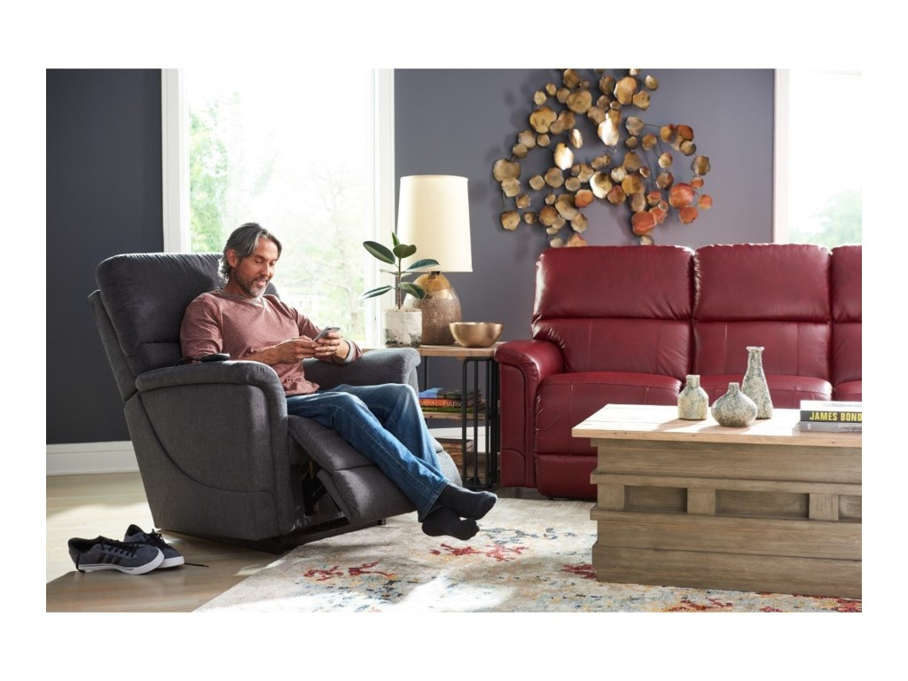 La-Z-Boy OscarPower-Recline-XRw+™ RECLINA-WAY® Recliner