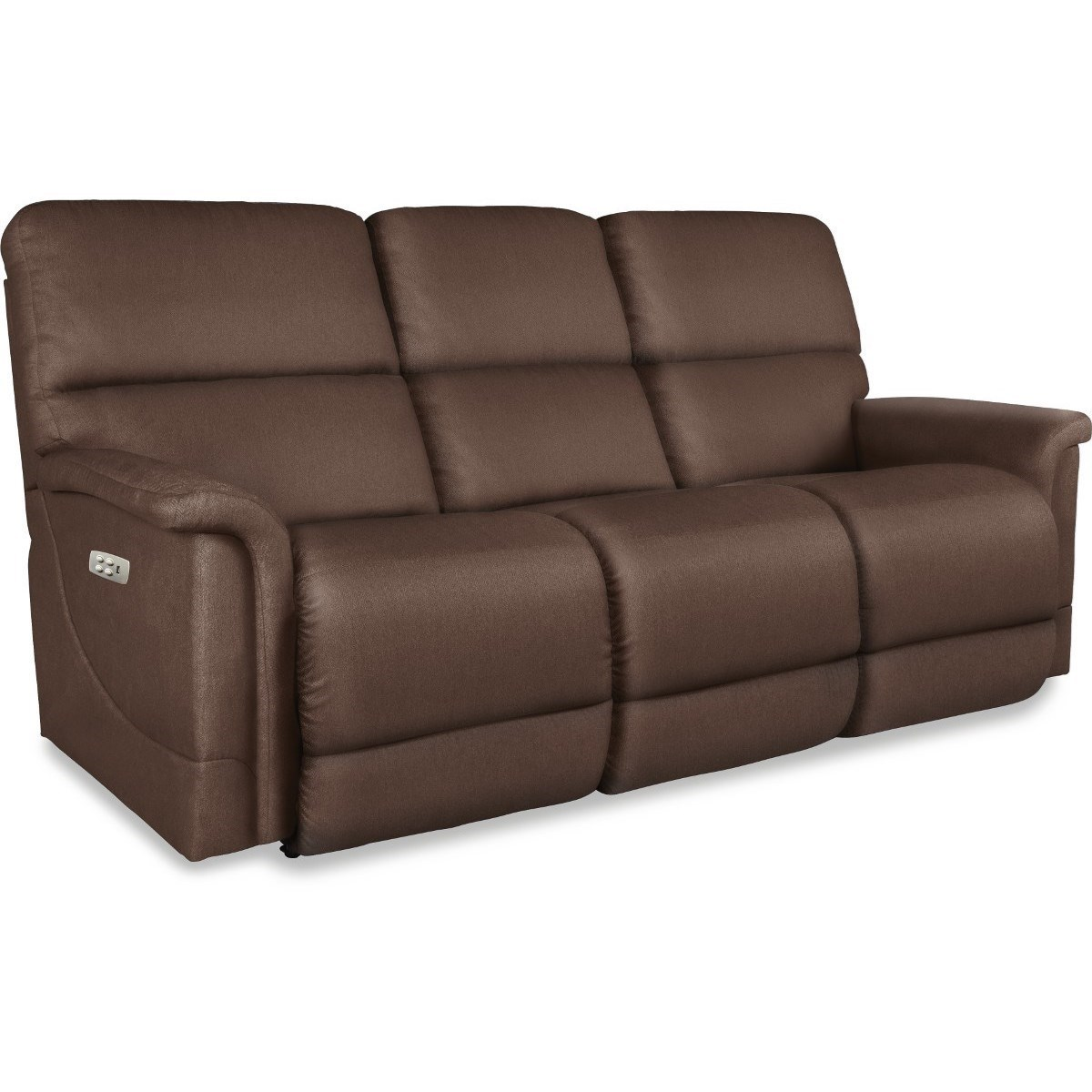 La Z Boy OscarPower Recline™ Sofa With Power Headrest