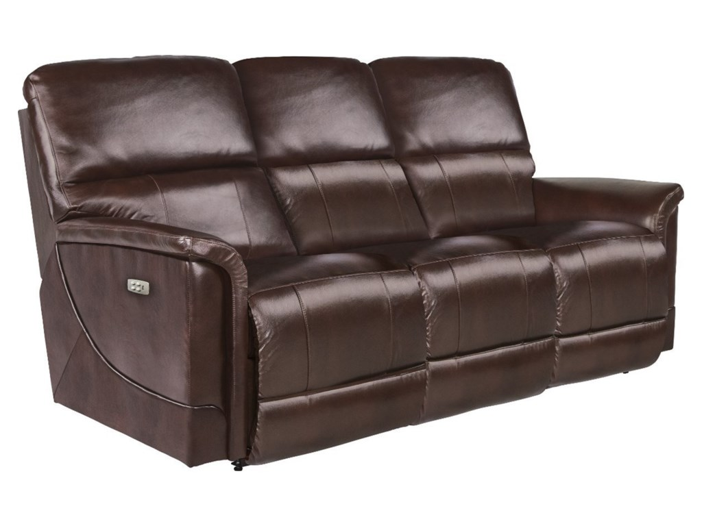 La Z Boy Oscar Recline Sofa With Headrest